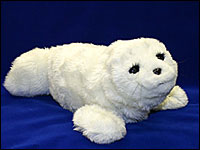 Robotic Baby Seal Coming to U.S. Shores : NPR