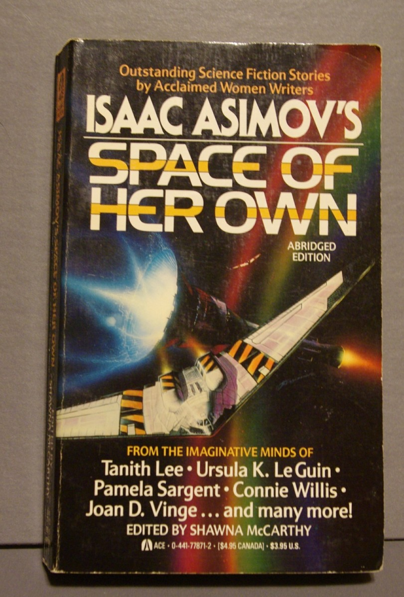 Space of Her Own, Isaac Asimov, editor